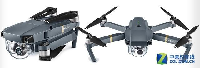 便携航拍器 大疆正式发布Mavic Pro