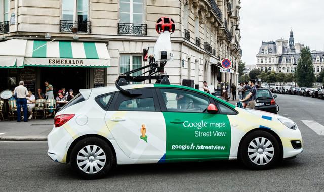 谷歌用机器学习来改善地图街景应用!