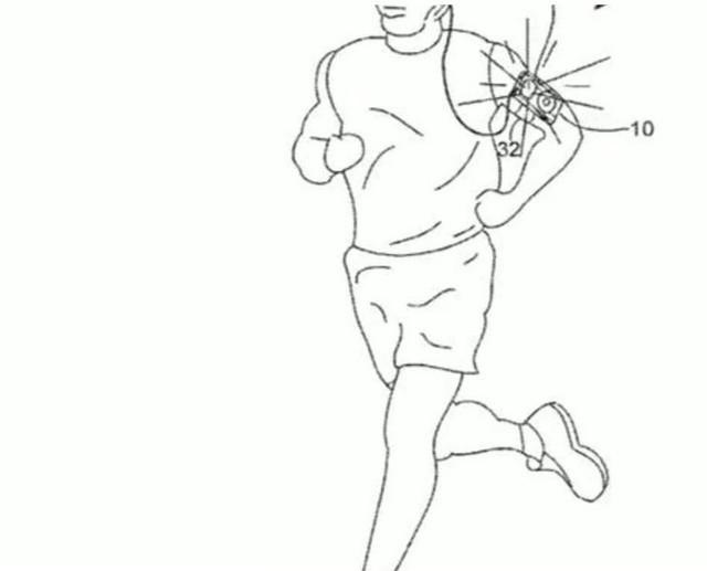 苹果新专利:用iPhone背光为跑步照明