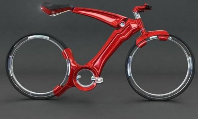 无钢圈无链条 这样的自行车真的能上路?
