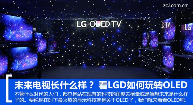 未来电视长什么样? 看LGD如何玩转OLED
