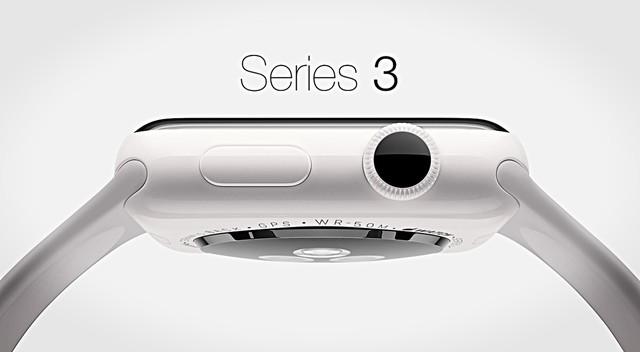 Apple Watch 3下半年上市 新增SIM,LTE