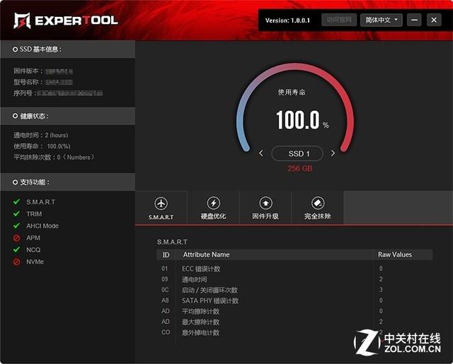 疾速数据传输 耕升旋风120GB SSD热售