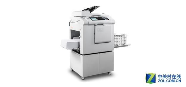 理光数码印刷机DD 5450C/5440C全新上市