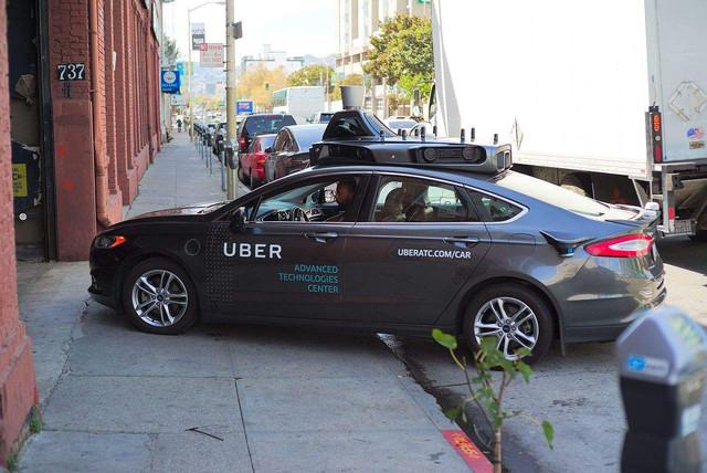 美法官要求Uber交出谷歌自动驾驶汽车机密文件