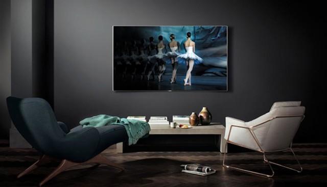 诠释清晰视界 三星65吋电视新品30999元