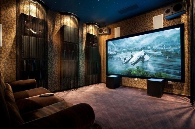 电影院人太多 3000元就能打造私人大屏!