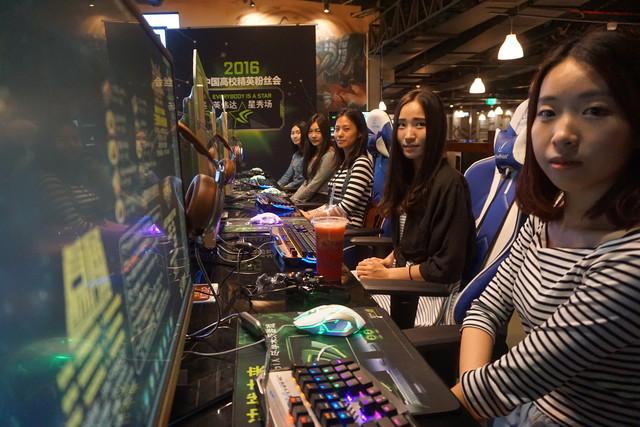 美女盛宴高端NVIDIA玩家深圳站回顾精英晒臀图片