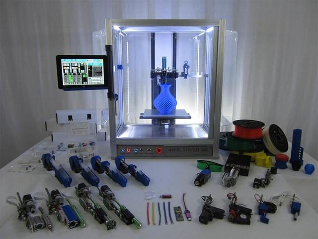 3D打印与消费市场蜜月 定制时代来临?