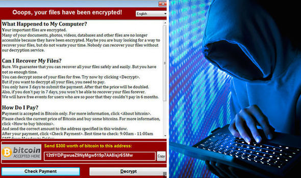 勒索病毒2.0来袭:每小时感染3600台电脑