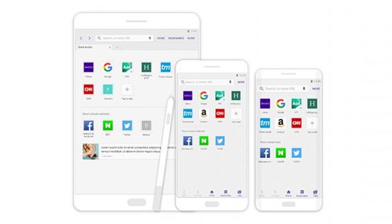 三星S6升级安卓6.0:内置浏览器更好用了