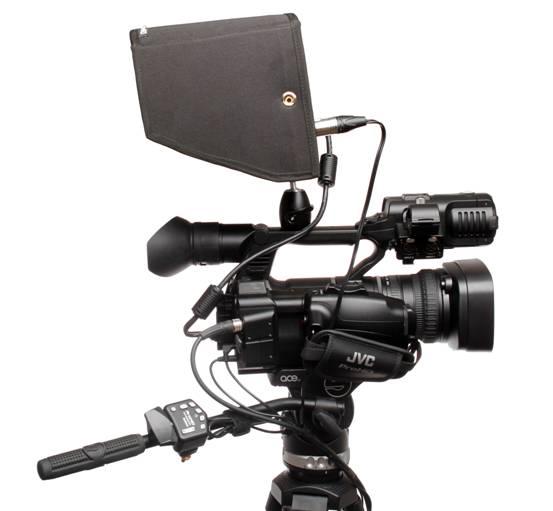 便携式专业摄录高清一体机之 JVC HM600EC