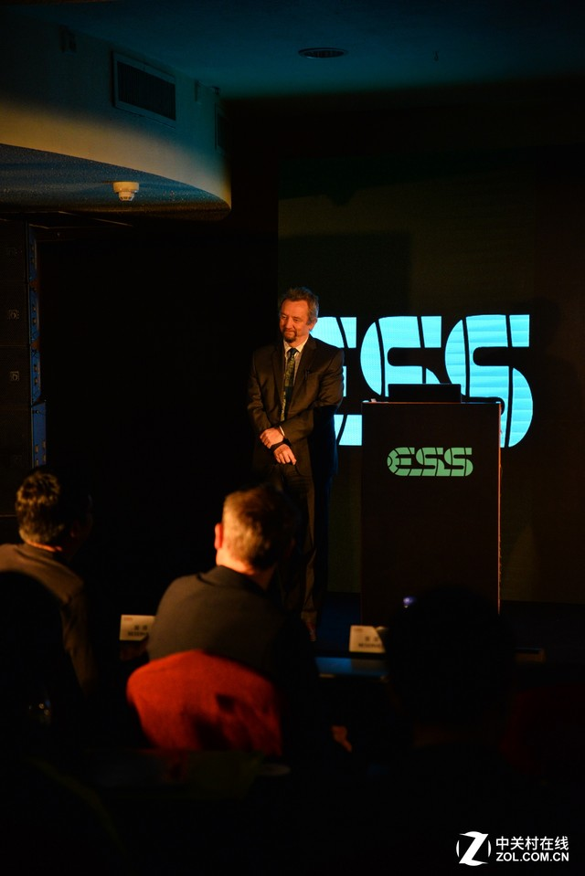 HiFi界的开发者大会 ESS首届技术分享会