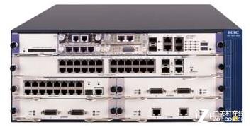 H3C网络设备方案 MSR50系列路由器(一)
