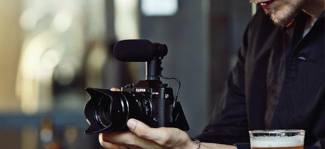 富士轻旗舰无反数码相机X-T20正式发布