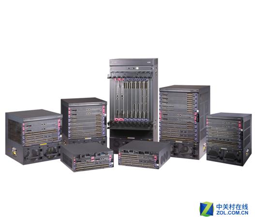 H3C S7500E系列高端多业务以太网交换机