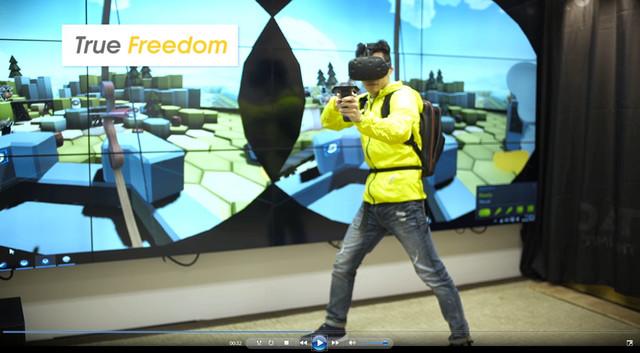买了VR玩什么?真VR就该这样玩!