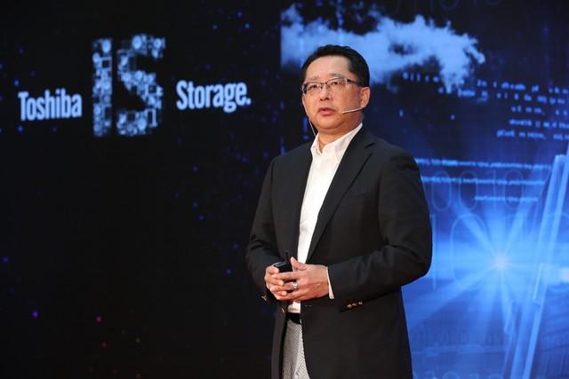 看准中国 东芝发布全新8TB企业级HDD
