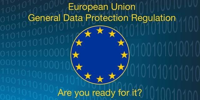 欧盟法规又走在前面 发《数据保护条例》