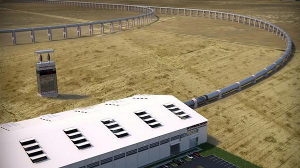 超级高铁将成真:技术可行 时速1200km