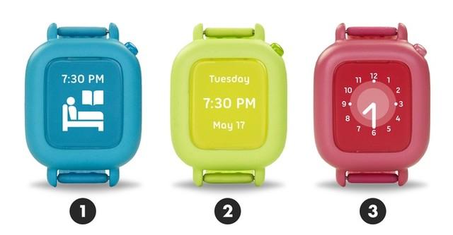 好奇 一款手表如何培养孩子责任感?