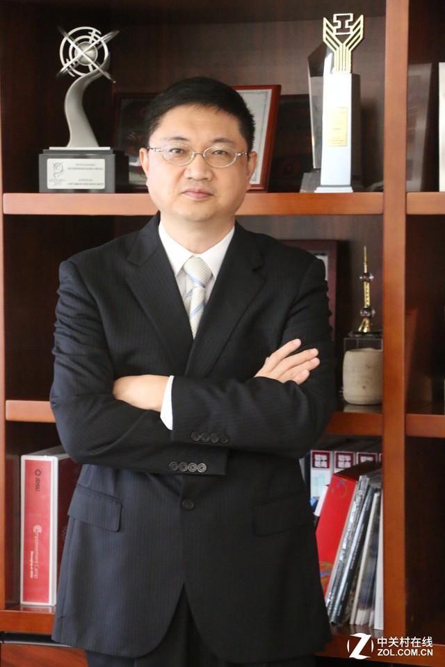 神画总经理那庆林谈AR投影未来趋势