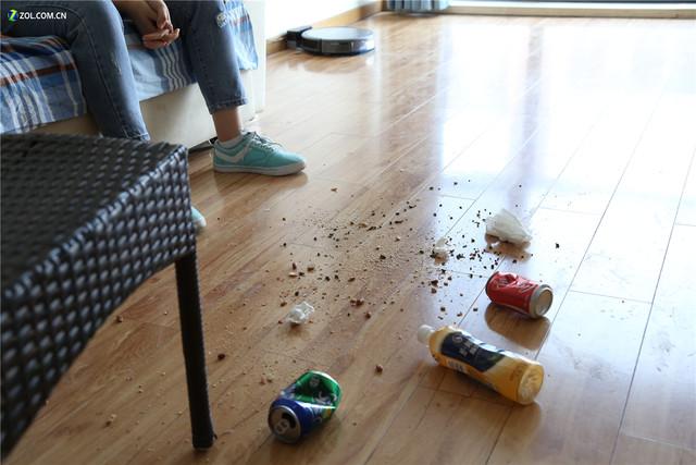 有了科沃斯DD35 再也不怕忘了扫地板