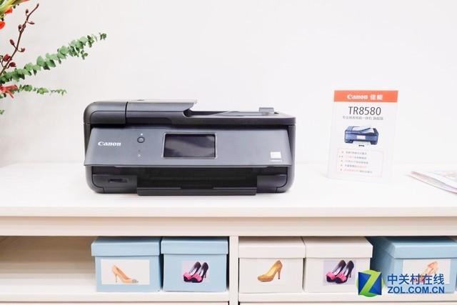 感恩节首发 佳能8款新概念打印机上市