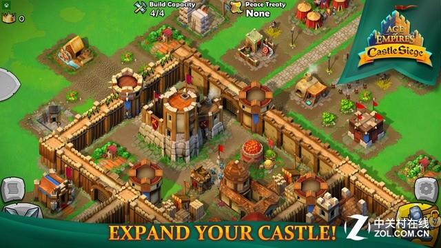 微软确认《帝国时代:围攻城堡》手游将于3月上线安卓平台