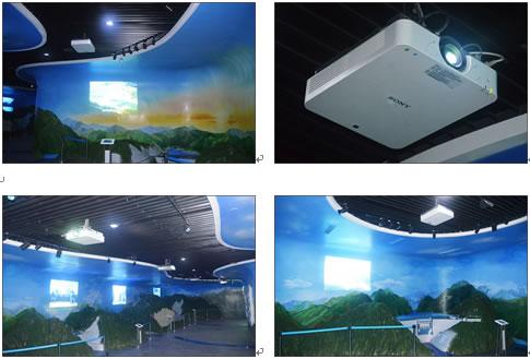 索尼工程v工程企业高端:案例展厅水利心理学ui交互设计师图片