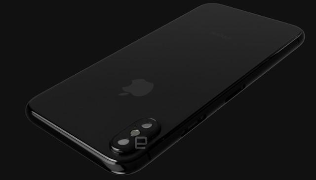 前后双摄+平面指纹器?iPhone8再曝新料