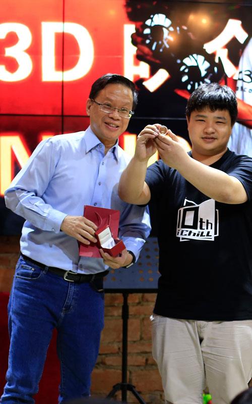 感恩十年 冰龙显卡10周年粉丝会广州站