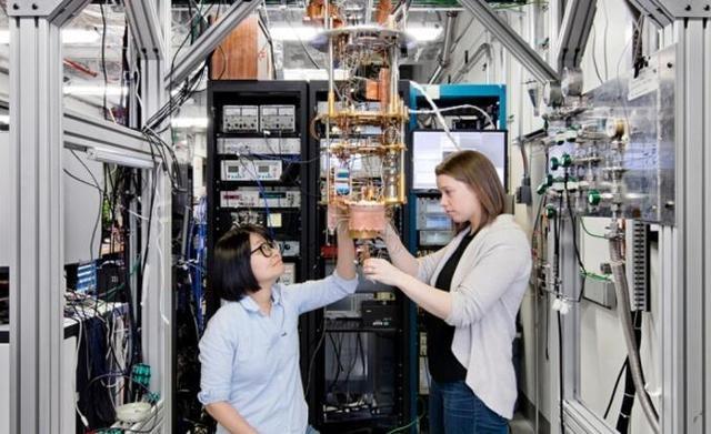 量子计算系统IBM Q进阶 世界再无难题