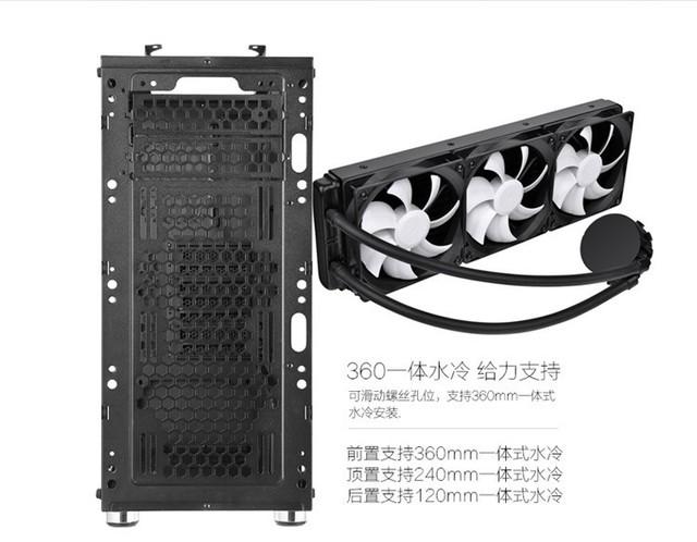 靓丽外观 鑫谷雷诺塔T3京东售499元