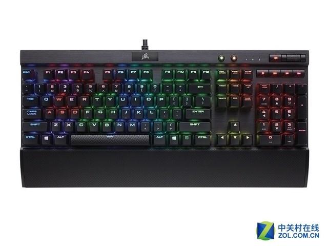 RGB炫彩背光 这些机械键盘更酷更闪耀