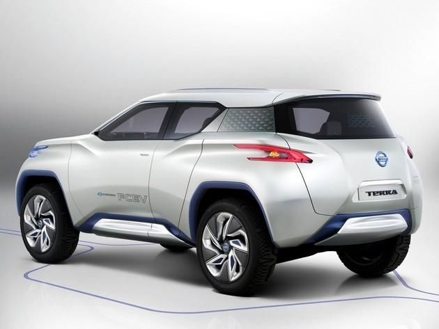 日产将推全新电动SUV 基于聆风打造