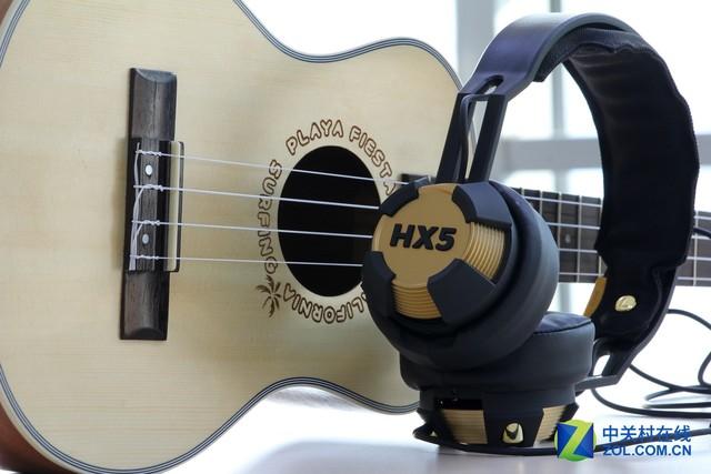 闪亮节奏 飞利浦Nitro系列HX5耳机体验