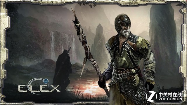 《ELEX》世界观解密:中世纪结合黑科技