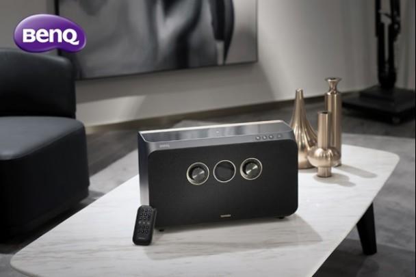 金秋明基推出首款陶瓷高音treVolo A