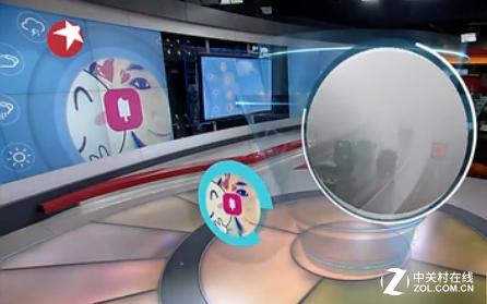 首秀!微软小冰任东方卫视新闻见习主播