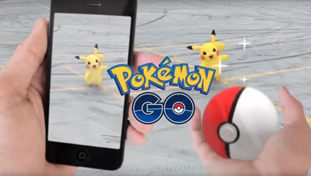 速度惊人!《Pokemon Go》下载量突破750万