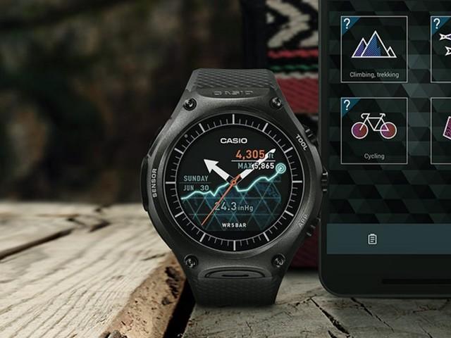 微软与卡西欧达成智能手表专利协议