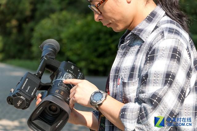 婚庆记录好帮手 JVC HM360摄像师专访