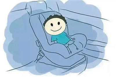 """童享公益分享挑选儿童安全座椅要4""""看"""""""