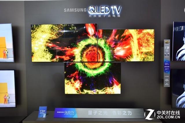 电视行业史上的重磅 最强阵容将为QLED站台