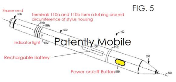 解决续航:微软Surface笔将支持座充电