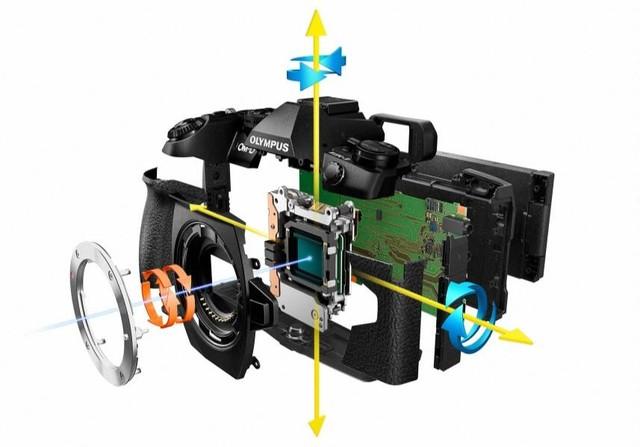 奥林巴斯发布旗舰相机OM-D E-M1 Mark II