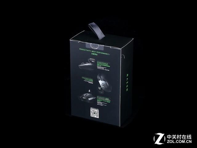 双模7200dpi 雷蛇刺鳞树蝰无线鼠标评测