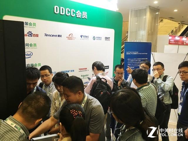 ODCC峰会浪潮展示整机柜SR4.5 率先落地天蝎3.0