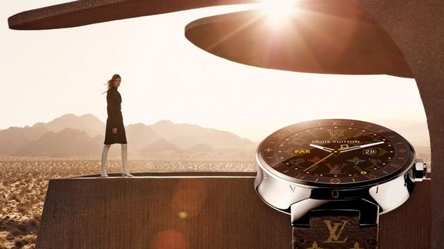 LV推出Android智能手表 售价台币7.6万起